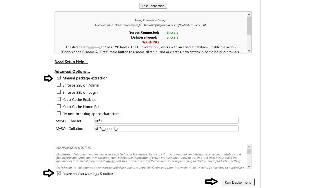 نصب قالب وردپرس wordpress
