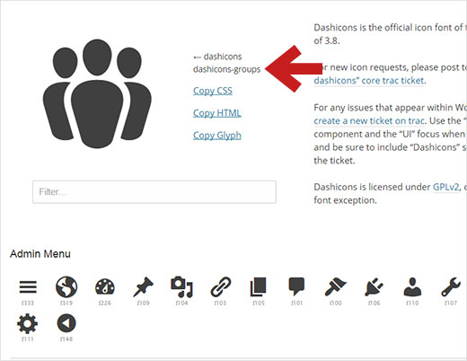 select-dash-icon-class
