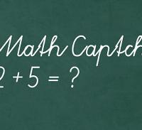 با افزونه Math Captcha کپچای (کد امنیتی) ریاضی در وردپرس داشته باشید