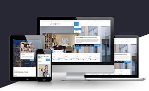 قالب وردپرس ثبت املاک و پرتال آژانس آپارتمان | Apartment