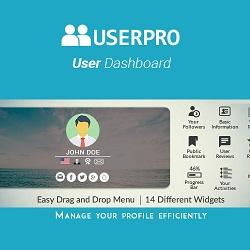 افزونه حرفه ای عضویت و پروفایل کاربری UserPro – نسخه ۴٫۹٫۳۰