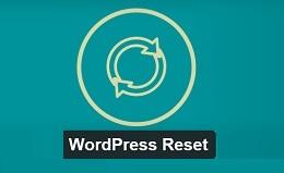 ریست کردن وردپرس از پیشخوان با افزونه حرفه ای wordpress reset