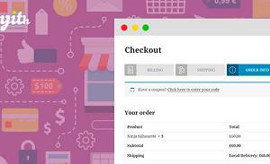 افزونه پرداخت چند مرحله ای ووکامرس | Yith Step Checkout | نسخه ۱٫۶٫۸