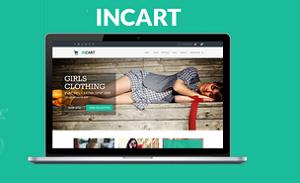 قالب وردپرس شرکتی و فروشگاهی incart-lite – رایگان و فارسی