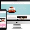 قالب وردپرس شرکتی و رستوران bakes-and-cakes – رایگان و فارسی