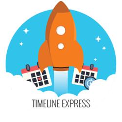 نمایش رویدادها بصورت تایم لاین در وردپرس | Timeline Express