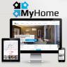 قالب وردپرس ثبت املاک خانه من | MyHome