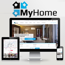 قالب وردپرس ثبت املاک خانه من | MyHome – نسخه ۲٫۱٫۰