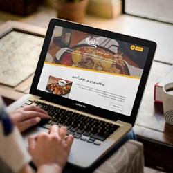 قالب وردپرس رستوران resto | رایگان و فارسی