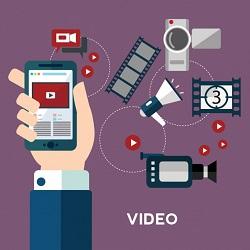 نمایش ویدئو معرفی محصولات در ووکامرس