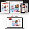 قالب وردپرس فروشگاهی باکس شاپ | BoxShop