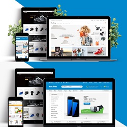 قالب وردپرس فروشگاهی فست شاپ | FastShop – نسخه ۱٫۱٫۳