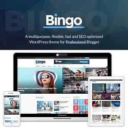 ابر پوسته خبری ، سرگرمی ، پورتال و… بینگو | Bingo – نسخه ۲٫۰
