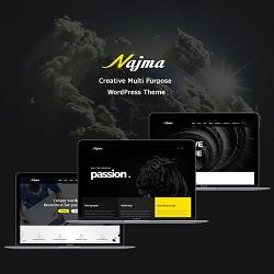 قالب وردپرس شرکتی نجمه najma | زیباترین قالب وردپرس – نسخه ۱٫۰٫۰