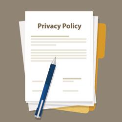 آموزش ایجاد برگه سیاست حفظ حریم خصوصی در وردپرس