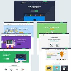 قالب وردپرس شرکتی و بازاریابی دیجیتال تاپ سئو | TopSEO