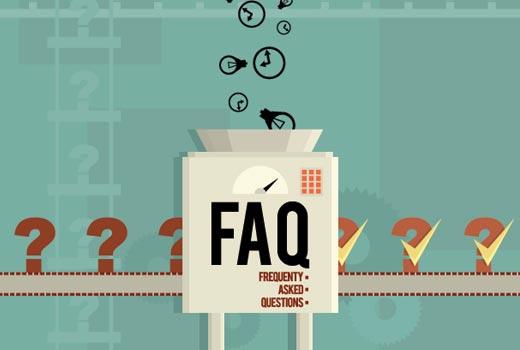 افزونه حرفهای وردپرس Quick and Easy FAQs