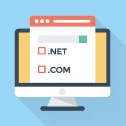 Com یا Net – تفاوت بین این دو پسوند دامنه چیست؟
