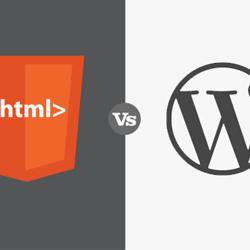 وردپرس یا صفحه ایستا HTML – کدامیک برای کسب و کار شما بهتر است؟