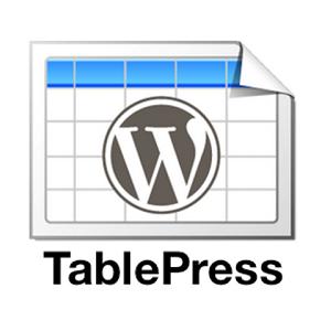 آموزش ساخت جدول برای درج در مطالب وردپرس با افزونه TablePress