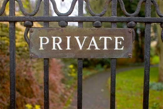وبلاگ های خصوصی و محبوبیت وردپرس
