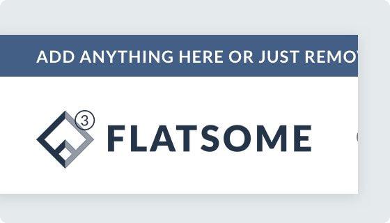 قالب فروشگاهی و چند منظوره فلتسام | Flatsome