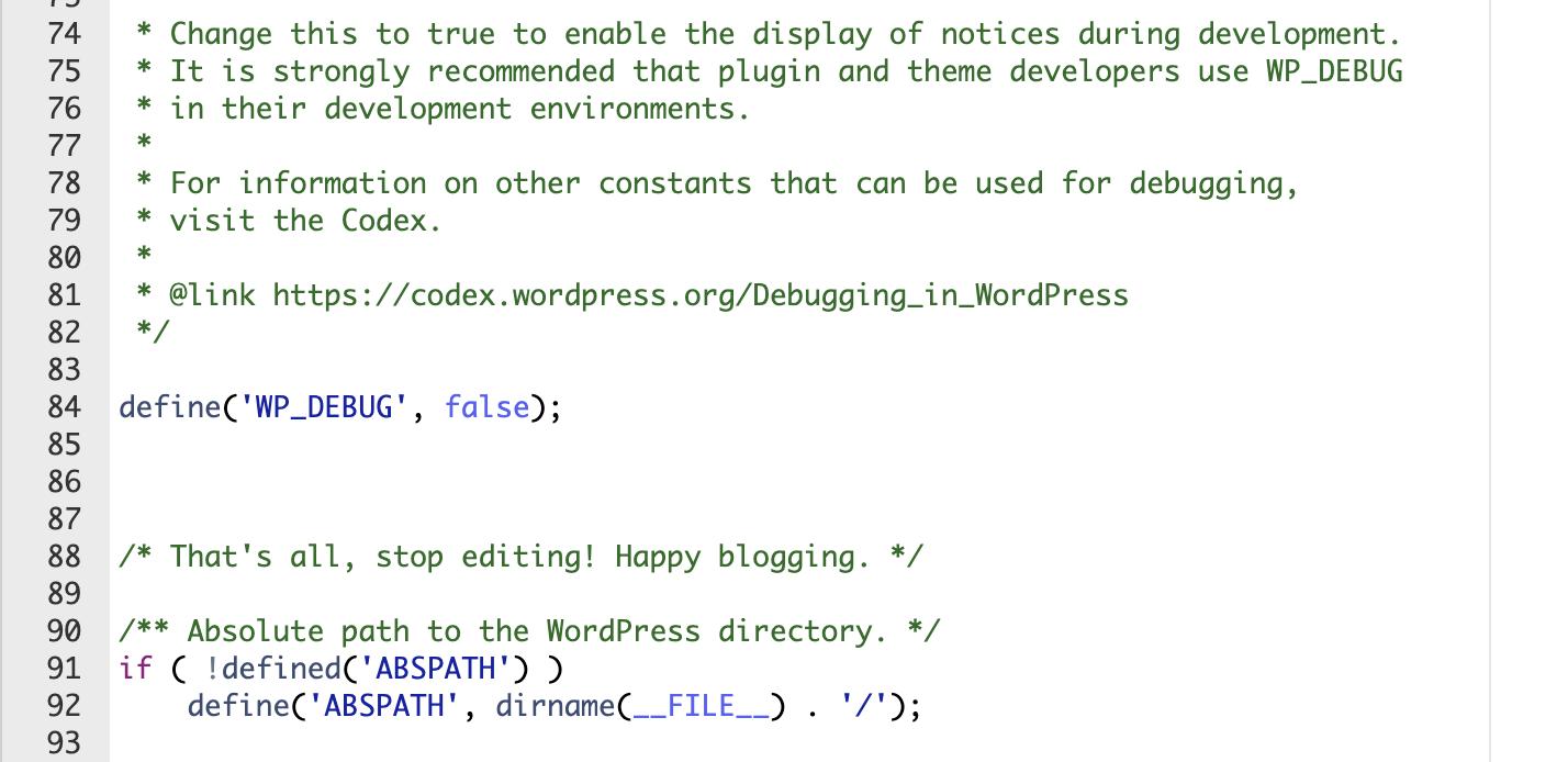 رفع خطای کد کنترلی پرونده