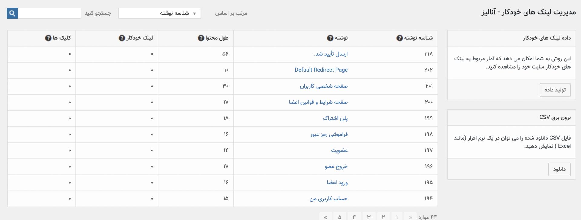 افزونه Autolinks Manager Pro | افزونه لینک داخلی وردپرس | افزونه بهبود سئو Autolinks | بهبود سئو سایت | لینک سازی خودکار | افزونه اتولینک منیجر پرو
