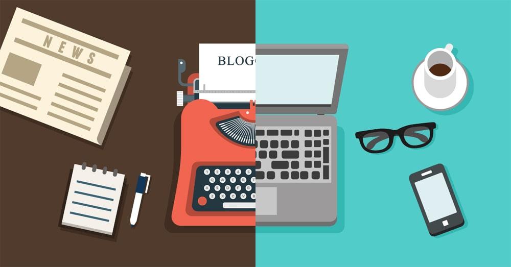 موضوع برای وبلاگ